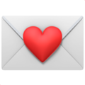 Love Letter on Apple iOS 11.2